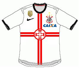Corinthians Nike FIFA Clubs WC Winner Special (Homenagem a São Paulo)