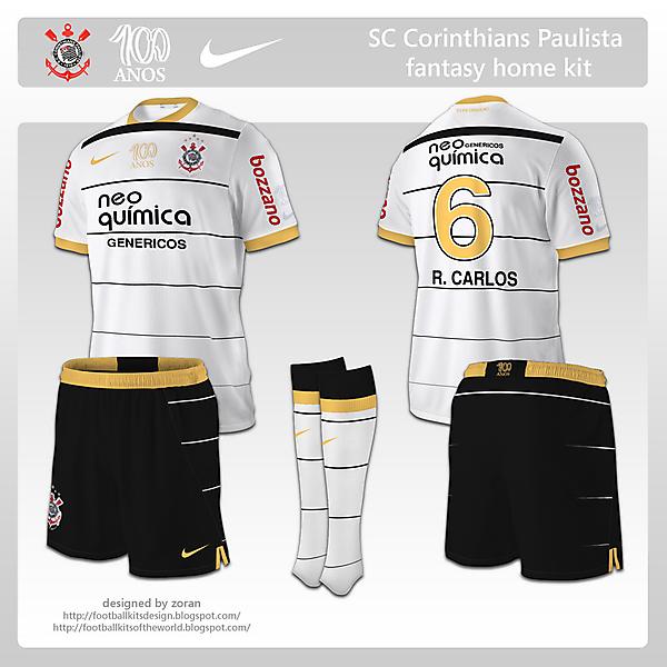 SC Corinthians Paulista fantasy home
