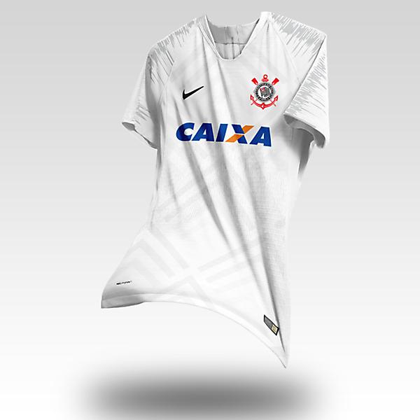 Corinthians Home Kit Concept