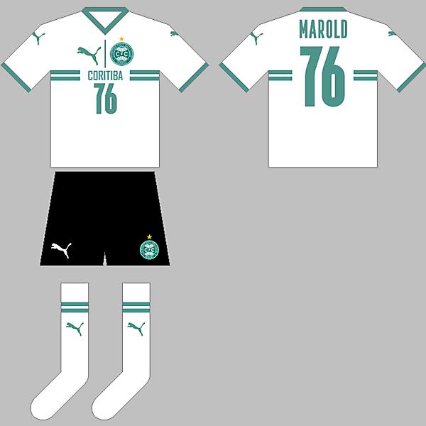 Coritiba Puma 2021
