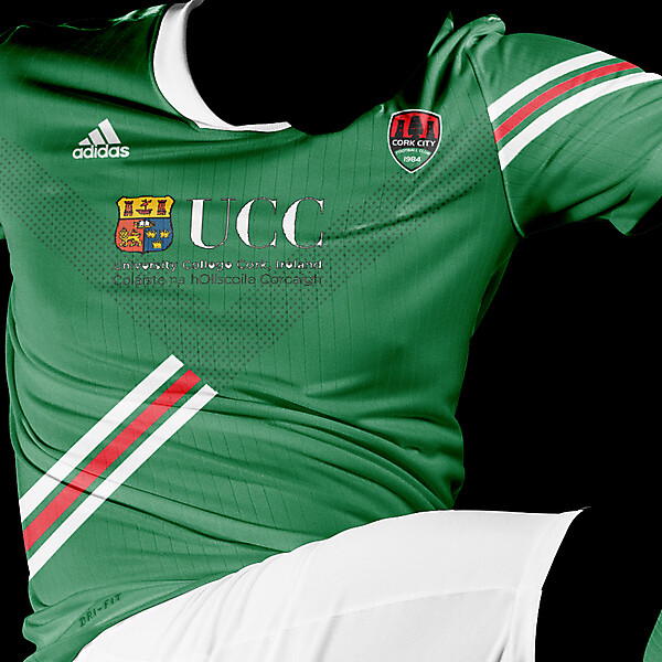 Cork City adidas 2