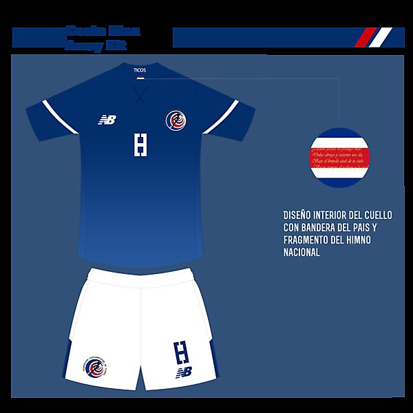 Costa Rica Away-New Blance