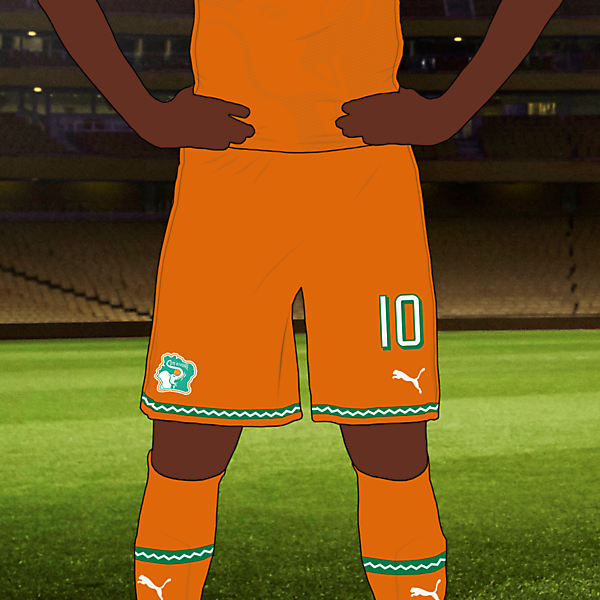 Côte d'Ivoire Home Kit
