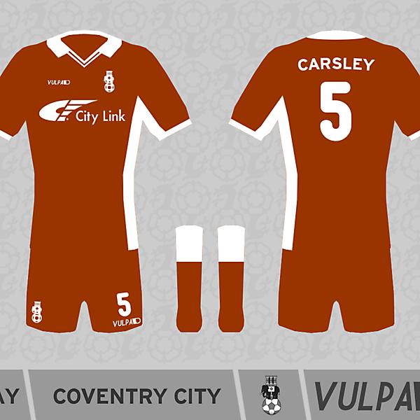 Coventry Away Kit