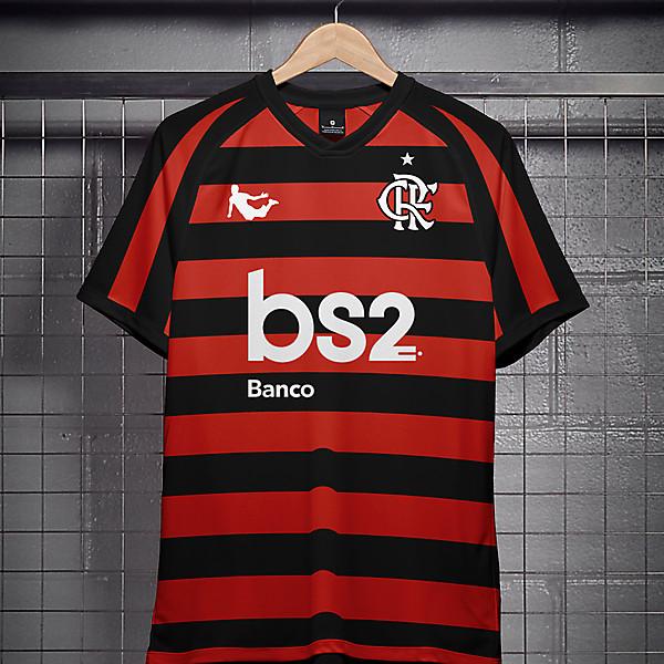 CR Flamengo - Home Kit