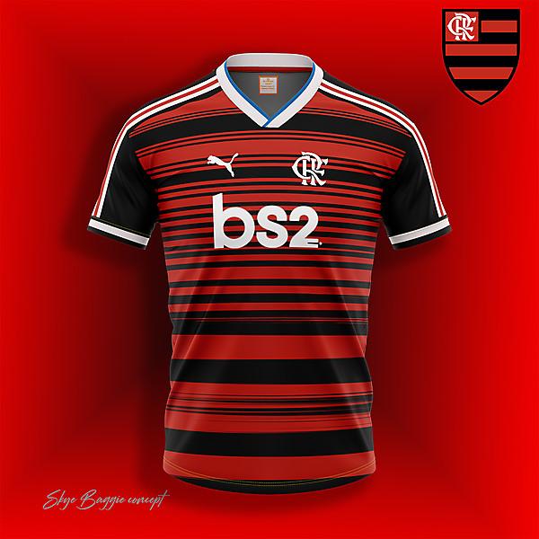 CR Flamengo - Home Kit concept2