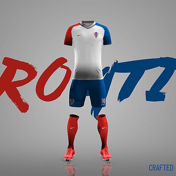 Croatia - Fantasy Kit