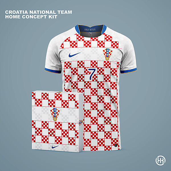 Croatia | Home kit concept