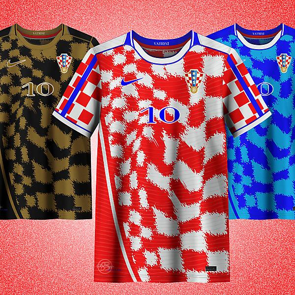Croatia concepts