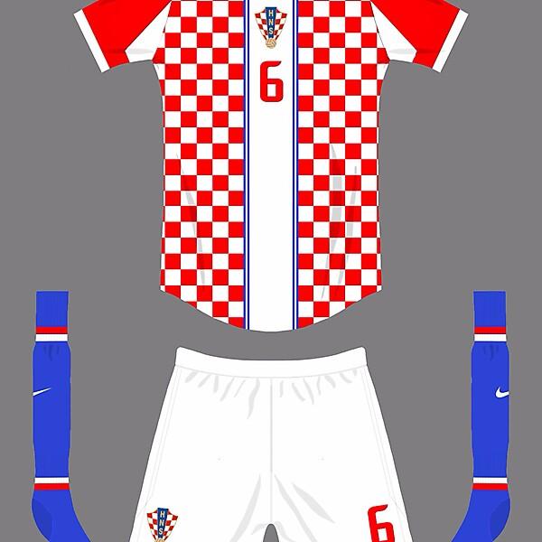 Croatia World Cup home