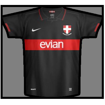Croix de Savoie Away