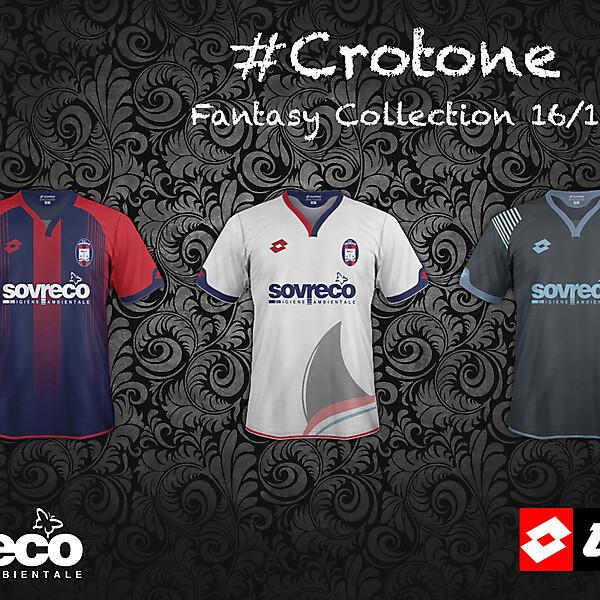 Crotone Lotto Concept