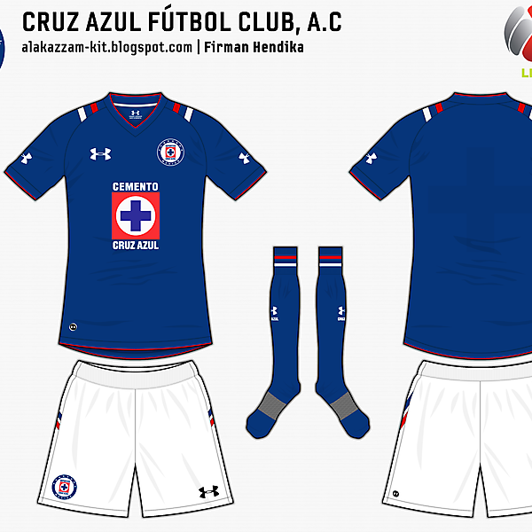 Cruz Azul - HD Version