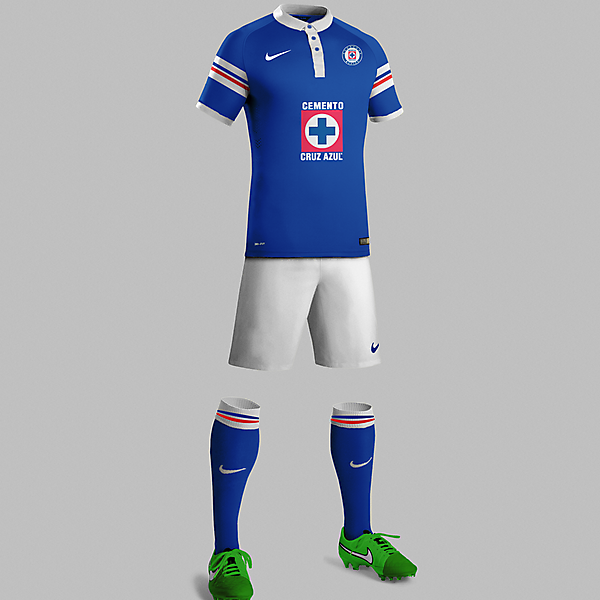 Cruz Azul 2018 Concept