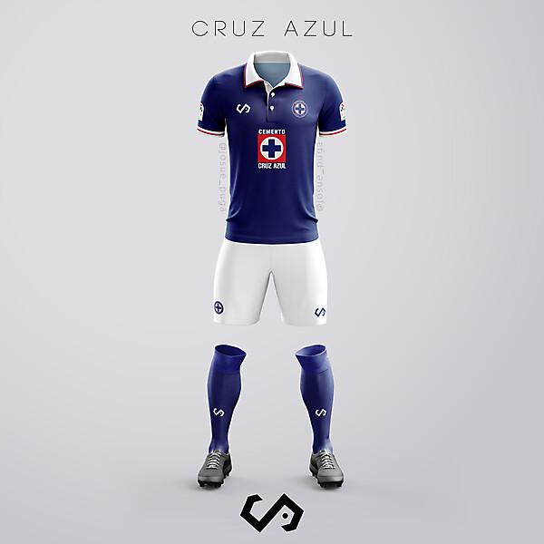 Cruz Azul Full Concept Kit