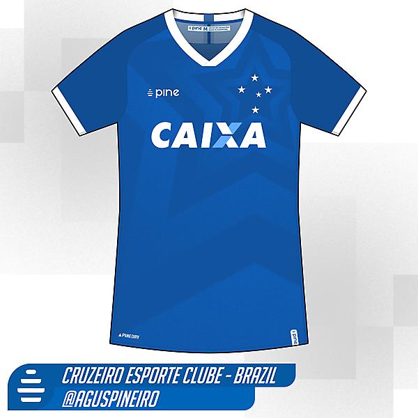 Cruzeiro E. C.   Home   Pine