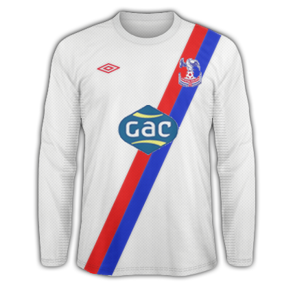 Crystal Palace Away Kit