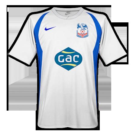 Crystal Palace Away Kit 2