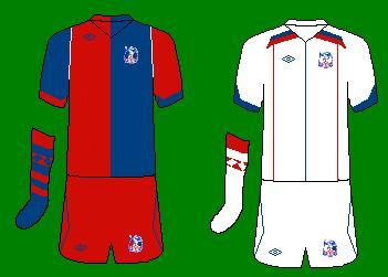 Umbro Crystal Palace