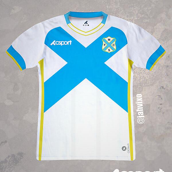 Csport: Mariscal Sucre home jersey