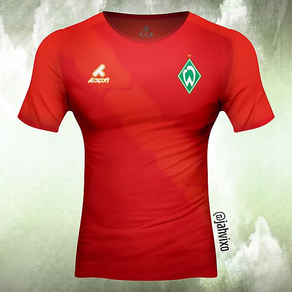 Csport Werder Bremen away