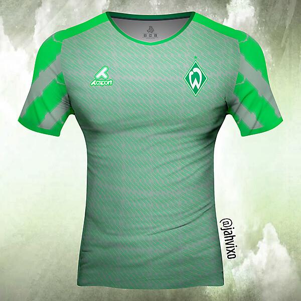 Csport Werder Bremen third