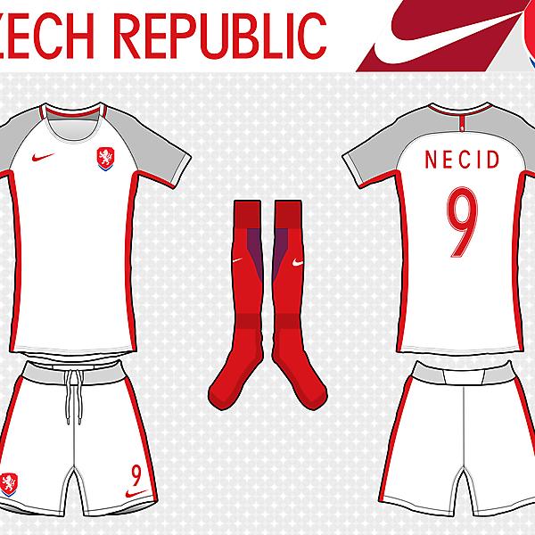 Czech Republic - Away