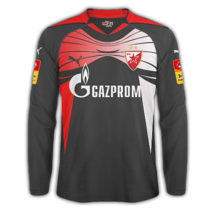 Red Star Belgade GK Kit