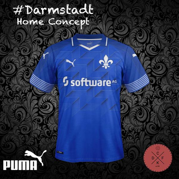 Darmstadt Home Puma Concept