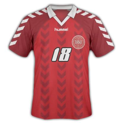 World Cup 2010 - Denmark