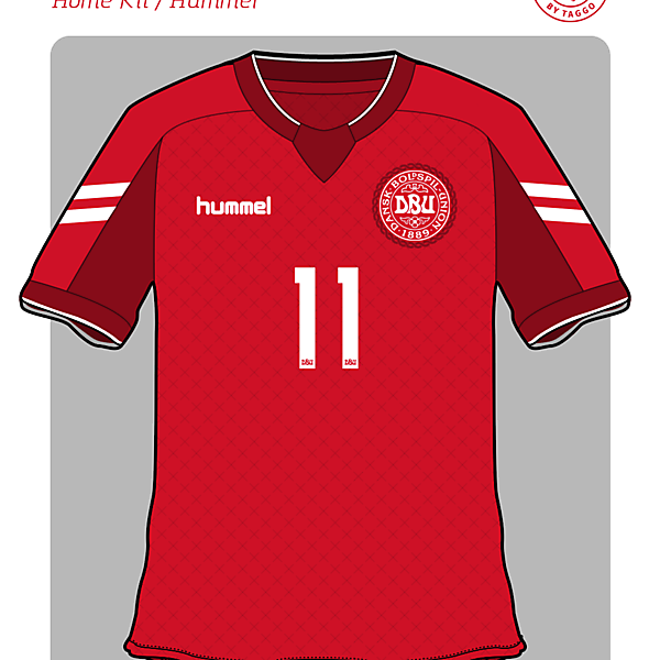 Denmark Home Kit Remake