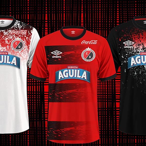 Deportivo Cucuta / Umbro Kits