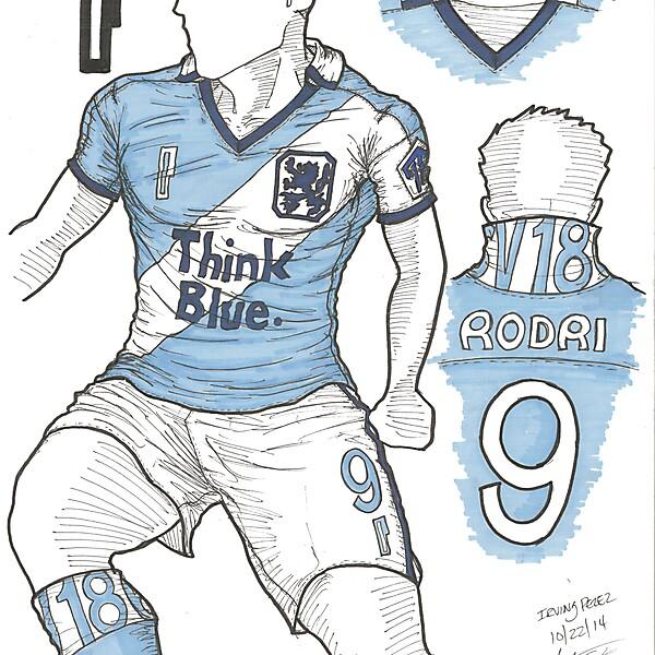 Design Football League - Azure League - Match Day 6 - TSV 1860 Munchen