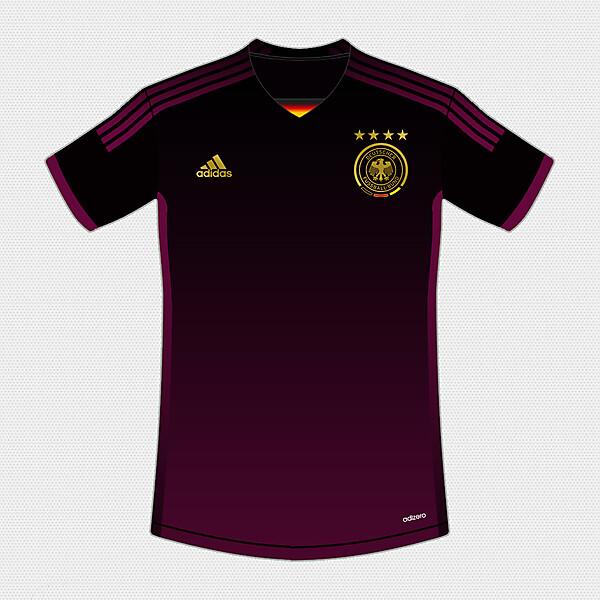 Deutschland Away