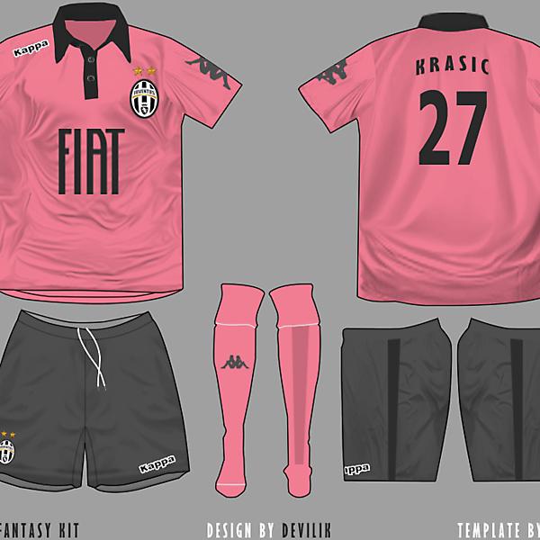 Juventus Kappa away