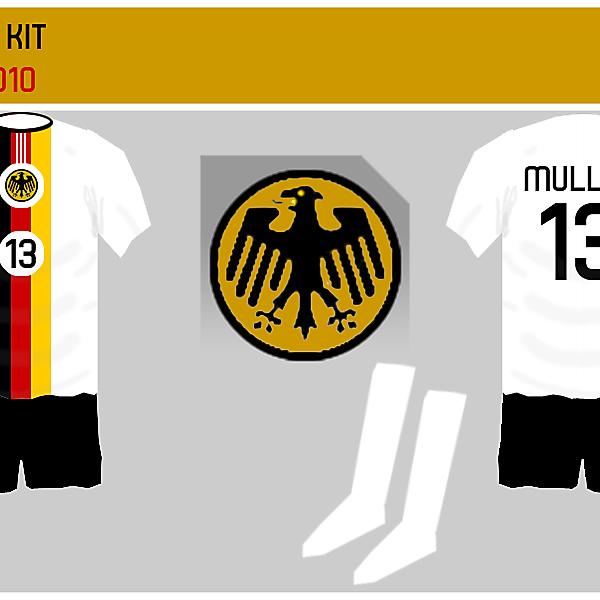 Germany 1st Kit