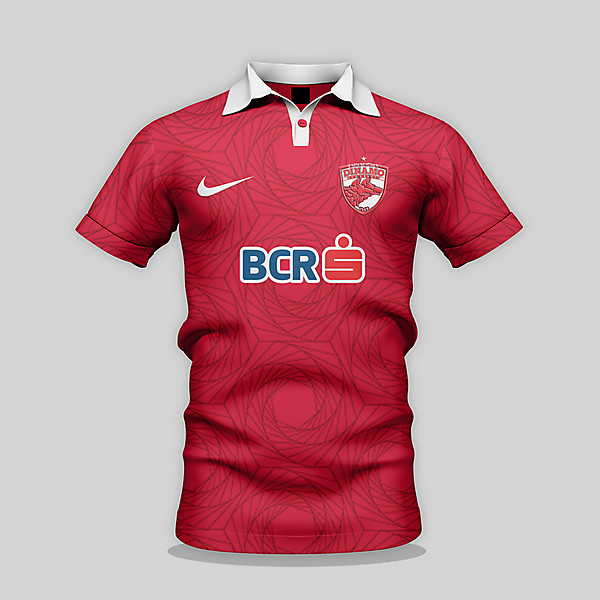 Dinamo Bucharest Home Concept