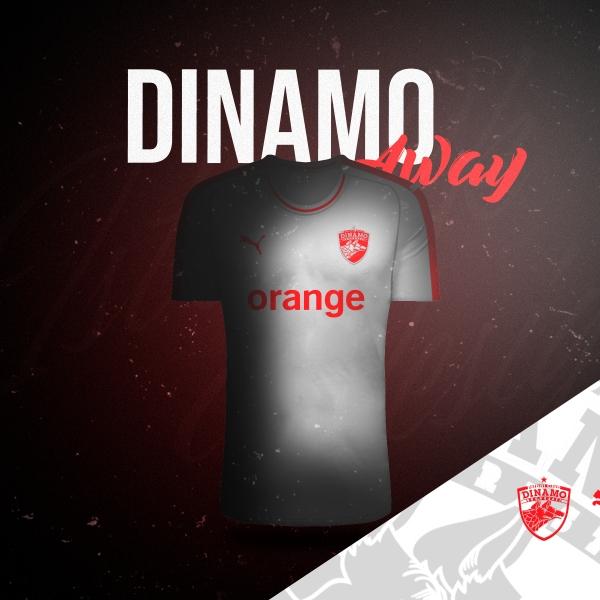Dinamo Bucharest x Puma - Away