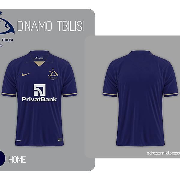 Dinamo Tbilisi Home