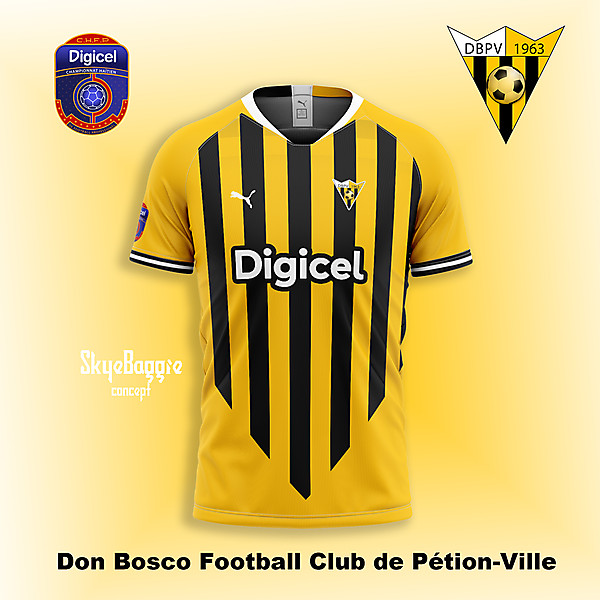 Don Bosco home concept