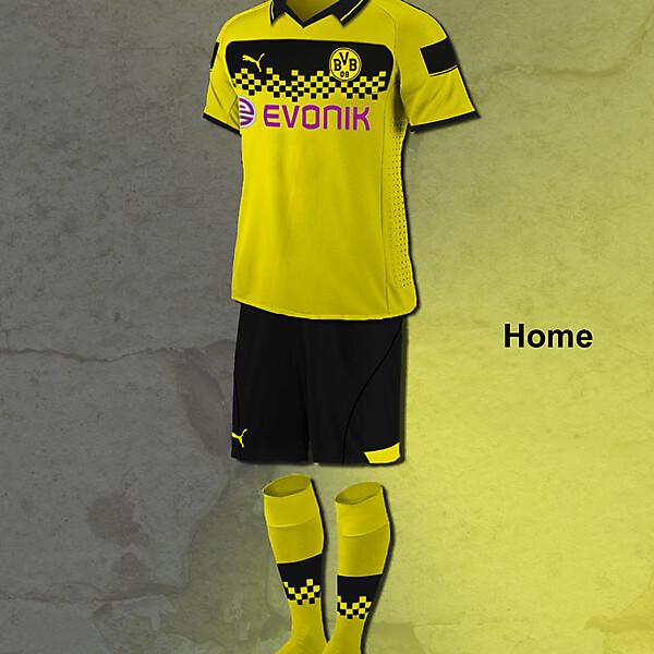 2012/13 fantasy Dortmund kit.