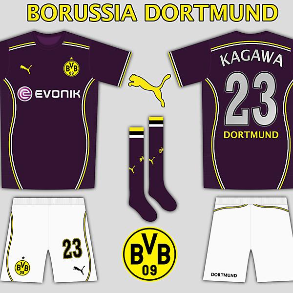 Borussia Dortmund Puma Away