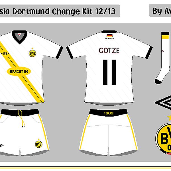 Borrusia Dortmund First & Change Kits