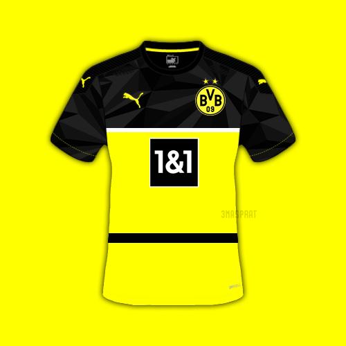 Dortmund Concept Kit 21/22