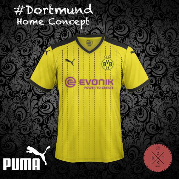 Dortmund Home Puma Concept