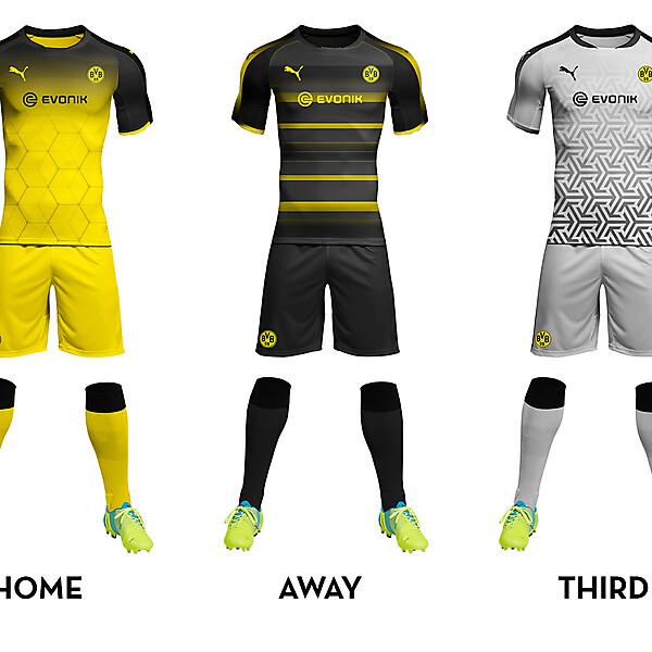 Dortmund Kit Concept