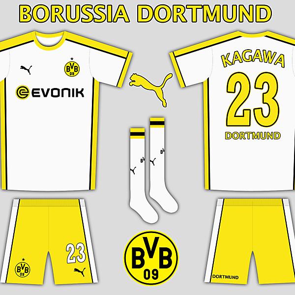 Borussia Dortmund Puma Third