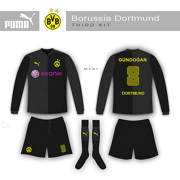 Dortmund Third Kit
