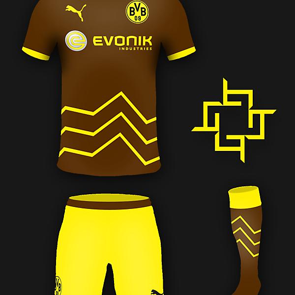 Bor. Dortmund Away