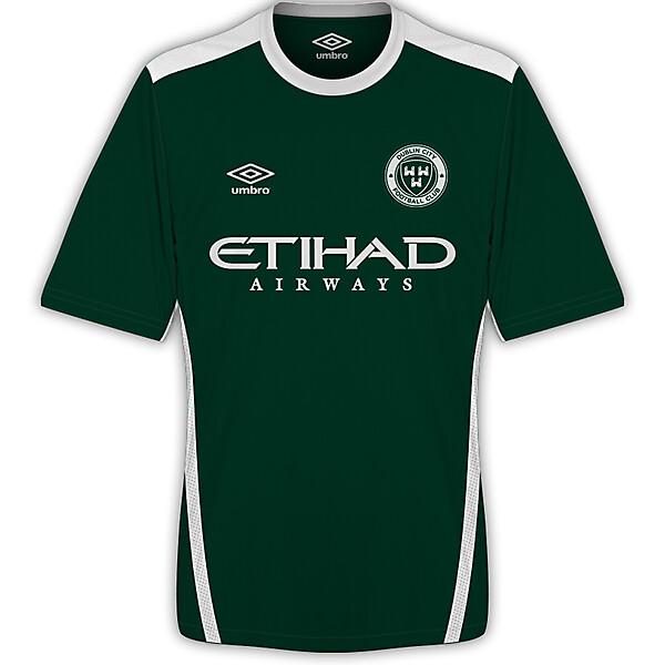 Dublin City FC Away Kit